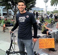 Jonathon Conte, an activist against circumcision, committed suicide.