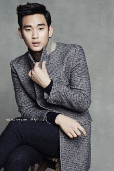 ZioZia ❤❤ 김수현 Kim Soo Hyun my love ♡♡ Korean Men, Asian Men, Asian Guys, Asian Actors, Korean Actors, Hyun Kim, My Love From Another Star, Poster Boys, Hallyu Star