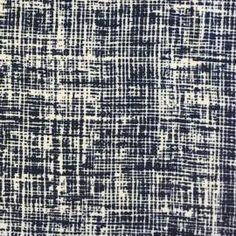 Structures, dunkelblau auf creme, Jersey, 14,90 EUR / Meter - Bild vergrößern Creme, Shopping, Home Decor, Dark Teal, Fabrics, Colors, Pictures, Homemade Home Decor, Decoration Home