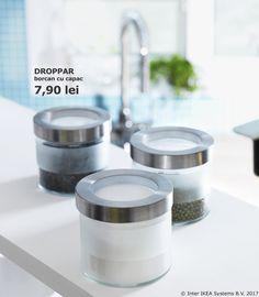 Păstrează alimentele deshidratate într-un recipient cu capac pentru a le păstra aroma mai mult timp. În plus, vei evita și irosirea mâncării.