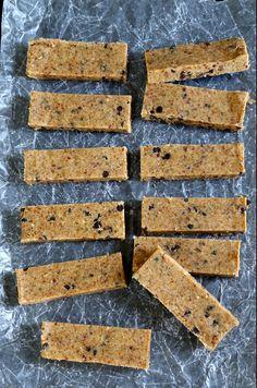 Peanut Butter Chocolate Chip LARABAR Copycats