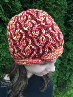 (6) Name: 'Knitting : Vakker Brioche Hat