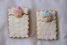 Entre Azúcares: Galletas Bebé Fondant