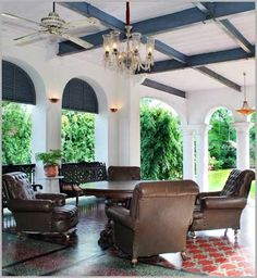 11 Elements of British Colonial Decor in India