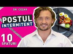 Dr. Cezar: INTERMITTENT FASTING - [Iata 10 sfaturi practice!] - YouTube Intermittent Fasting, Youtube