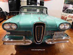 Ford Edsel .. In USA with Toursgallery.com