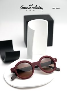 Eyewear - ANNE ET VALENTIN - Model SAKAMOTO