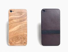 iPhone 4 case by Sled Handmade Goods