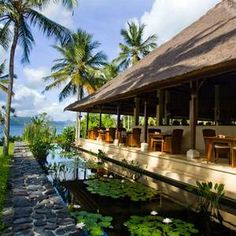 BALI: Beach Hotel Alila Manggis - Bali Kuta, Indonesia