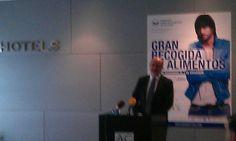 Presidente Banco de Alimentos de Asturias.