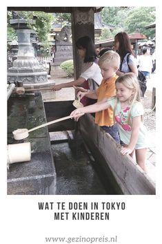 Tokyo met kinderen, een niet alledaagse city trip. Wissel cultuur zoals de Senso-Ji Tempel en boottocht over de Sumida rivier af met bijvoorbeeld Disneyland. Wissel, Japan, Disneyland, Tokyo, Tips, Travel, Trips, Advice, Disney Land