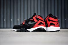 Nike Air Trainer '91 - Black/University Red