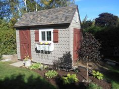 """""""She Shed"""" - #1 - Father and Son Built She Shed - She Shed How To"""