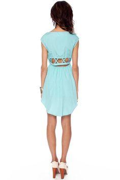 Aqua Nexxt Summer Dress