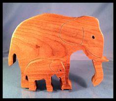 Nested Elephants