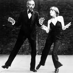 "Charles ""Honi"" Coles with Brenda Bufalino; Photo Courtesy of the American Tap Dance Foundation click through to more information from @Christine Smythe Jowers"