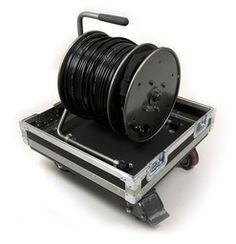 Fiber Optic Reel Cases - Catalog - Whirlwind Equipment Cases, Cable Reel, Fiber Optic Cable, Catalog, Brochures