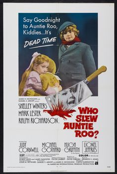 Who Slew Auntie Roo?, Curtis Harrington, 1971