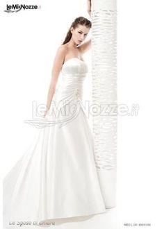 http://www.lemienozze.it/gallerie/foto-abiti-da-sposa/img11378.html Abito da sposa con gonna ampia