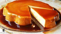 ¿Has visto que aspecto tan irresistible tiene este pastel de caramelo y naranja que comparten desde el blog EL CREPITAR DE LOS FOGONES?