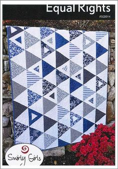 Shop | Category: Quilts | Product: Equal Rights Pattern