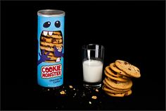 Cookie Monster Packaging project