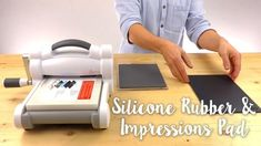 How to Use the Silicone Rubber & Impressions Pad