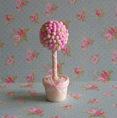 Pink truffle tree