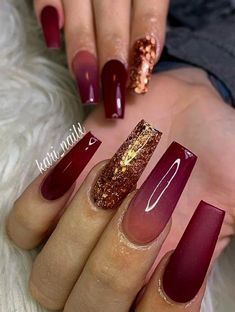 🌹 Have You Tried these 70+ Elegant Chic Classy Nails Design Art Loved By Both Saint & Sinner? Do you know Burgundy Colors represent Ambition,Wealth,Power & Fearless Love? #NotStayingBlueToday #BurgundyColors 💜  lilac nails design chevron nail soft nails colors strengthing nails aycrlic nails xmas nails xma nails acyrlic nails nails bling metallica nails pearlescent nails opalescent nails square nails nide nails nail designs rhinestones nails stiletto spring nail idea..