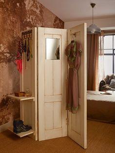 Сменили межкомнатные двери в квартире? Не выбрасывайте старые, вот что из них можно сделать. Вау!