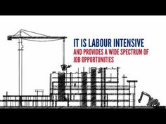 Why investing in construction could make a big difference to the economy. Great Britain, Investing, Interview, Industrial, Construction, Future, Tv, Create, Building