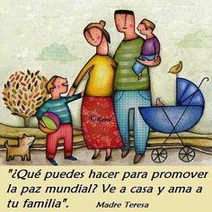 Lo que le da sentido a la vida no son los logros sino las relaciones. Invierte en tu familia.