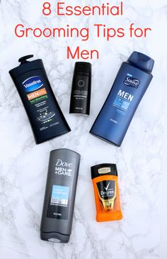 8 Essential Grooming Tips for Men | My Thirty Spot