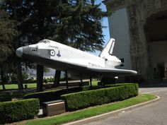 A monument to the Columbia and Challenger Shuttle disasters. This monument is located in the front of the Portal of the Folded Wings (in background) which is a monument to aviators. It is listed on the National Register of Historic Places.Added by: B.J. Waters, 3/15/2016