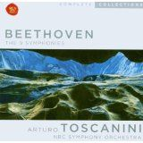 Ludwig van Beethoven: The 9 Symphonies - Arturo Toscanini / NBC Symphony Orchestra (Audio CD)By Ludwig van Beethoven (Composer)