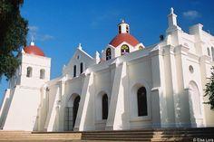 The Church in Santo Cerro, La Vega Dominican Republic. Beautiful!