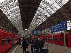 Tren Moscú