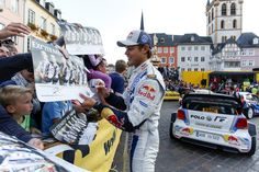 Rally Germany 2014 Rally, Victorious, Volkswagen, Germany, Baseball Cards, Sports, Hs Sports, Sport, Deutsch