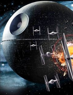 Death Star - your argument is invalid.