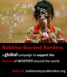 #bubblesbeyondborders
