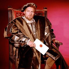 A Man for All Seasons (1966) Robert Shaw as Henry VIII