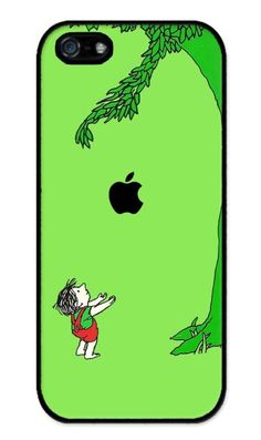 Giving Tree iphone 5 case - Fits iphone 5 AT&T, Sprint, Verizon:Amazon:Cell Phones & Accessories