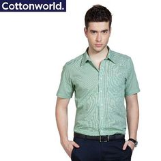 Isn't this a handsome look? Do visit #Cottonworld  #Forum Mall for this simple, everyday yet classy look.