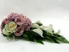 Kompozycja nagrobna Church Flower Arrangements, Floral Arrangements, Flower Decorations, Funeral, Centerpieces, Floral Wreath, Wreaths, Flowers, Flower Arrangements Simple