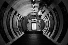 Tunnel by Paul Scott