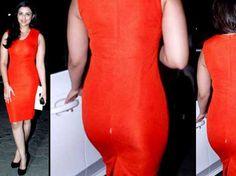 parineeti chopra looking gorgeous in red dress