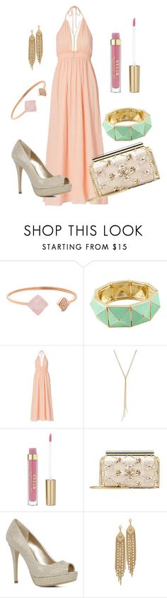 """""""Untitled #562"""" by ivoryqueen121615 ❤ liked on Polyvore featuring Michael Kors, LoveShackFancy, Oscar de la Renta, ALDO and Capwell + Co"""