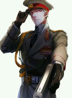 I like dem uniforms