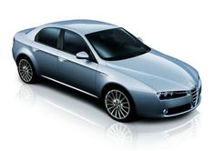 Alfa Romeo 159 (ItalDesign), 2005