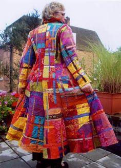 8 panel frock coat Laurenshanley.co.uk